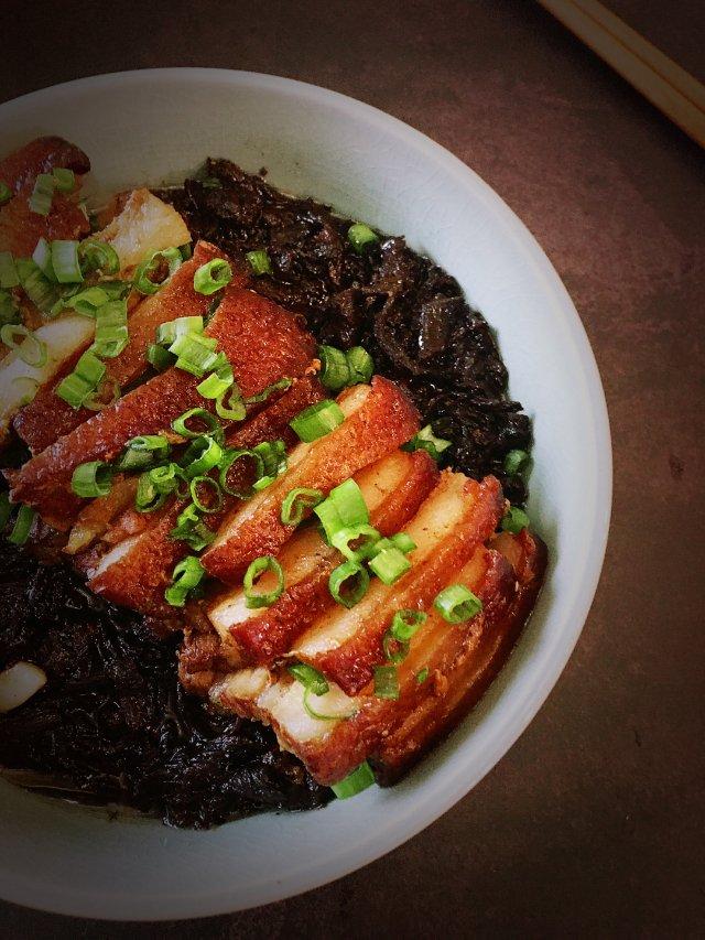 ✨下饭神器 |肥而不腻的梅菜扣肉✨