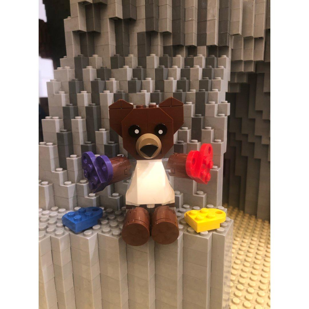 Lego Valentine Da...