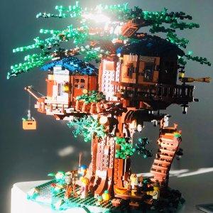 树屋 - 21318 | Ideas系列