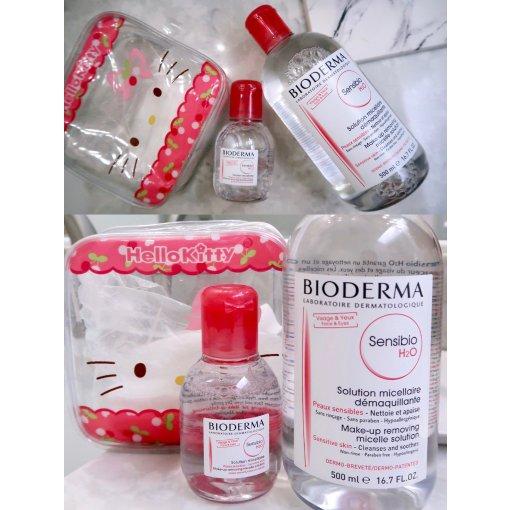 【法国贝德玛Bioderma|微众测】最温和的卸妆水