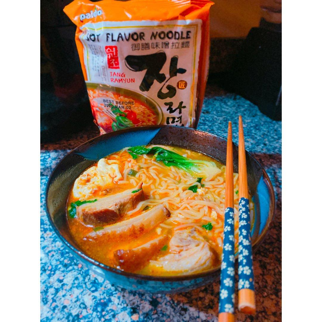 韩国拉面推荐:暖心暖胃的灵魂拉面🍜来一碗