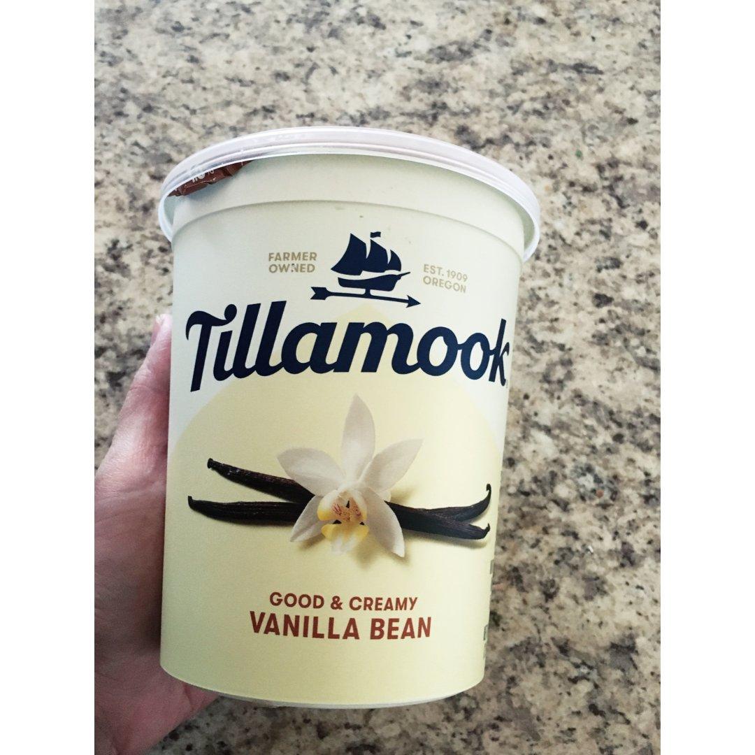 Tillamook酸奶