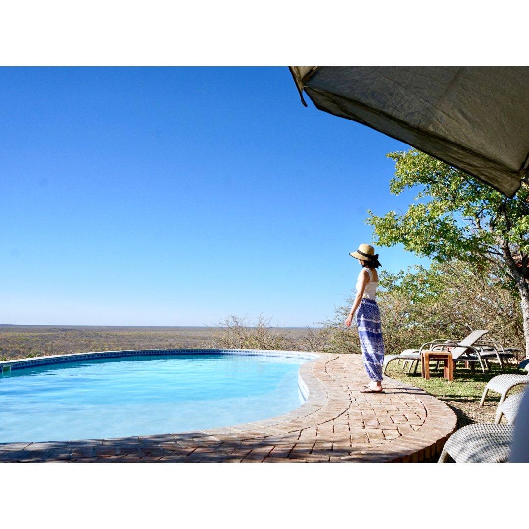 Namibia safari穿搭