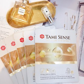 换季护肤是王道|Tami Sense全能面膜初体验🔸