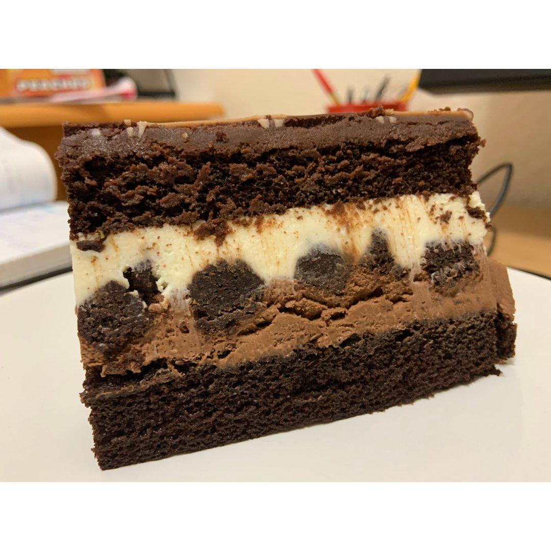 这蛋糕太好次了~