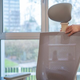 在家办公必备 人体工学椅...
