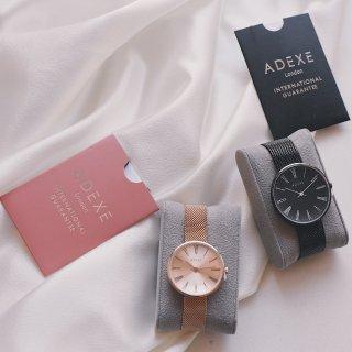 ADEXE | 爱是时光里的陪伴