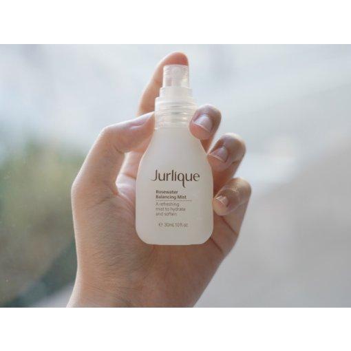 来自澳洲的舒缓玫瑰 | Jurlique平衡玫瑰水喷雾