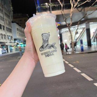 布里斯班2021city新开的奶茶店测评...