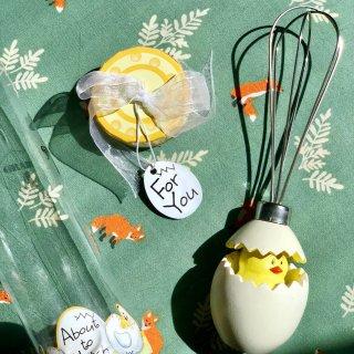 承包我厨房的可爱🐤小黄鸡打蛋器...