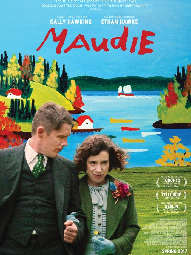 电影🎬|Maud Lewis 的美丽心灵