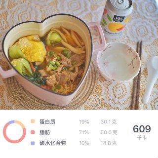【周三食谱】好好吃饭饭 酸辣番茄肉片魔芋...