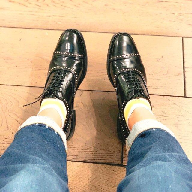 Church's 牛津鞋