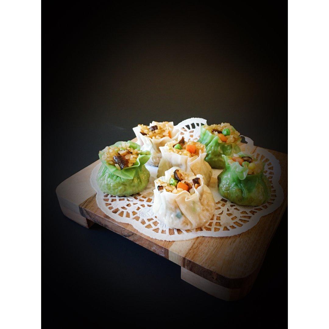 ✨饱腹又美味 | 香菇糯米烧卖✨