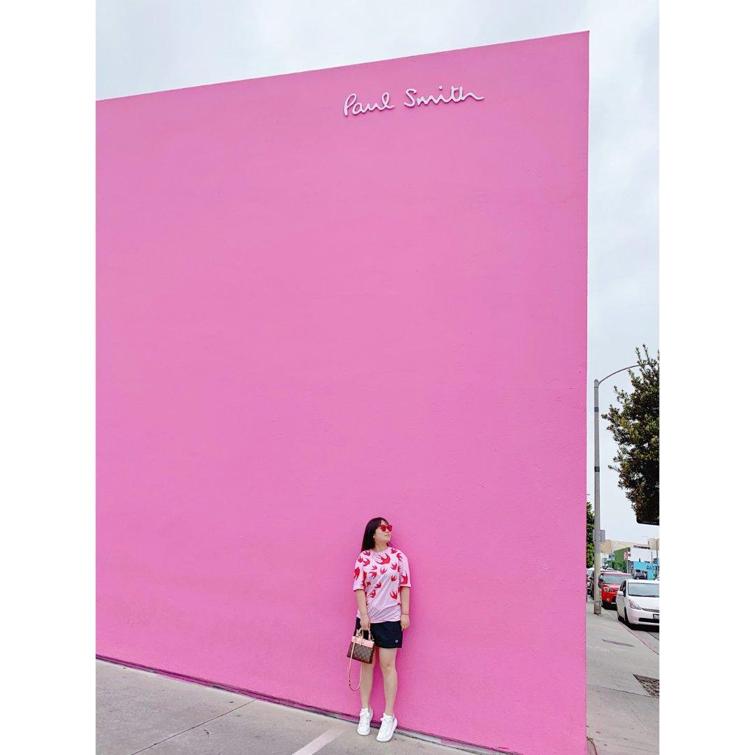 𝐿𝑜𝓈 𝒜𝓃𝑔𝑒𝓁𝑒𝓈•小清新可爱网红墙...