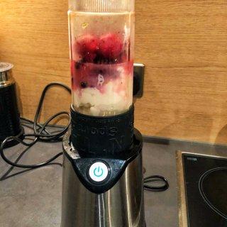 维生素炸弹💣2分钟健康快手早餐分享...