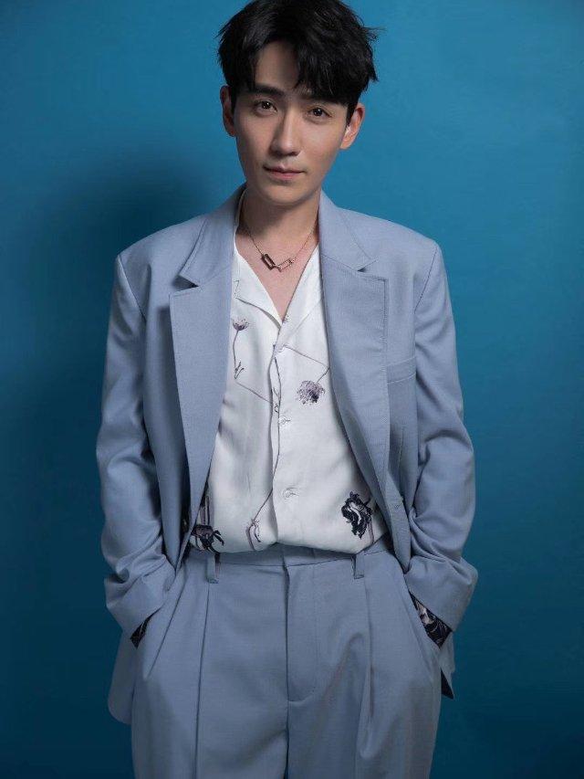 他是演员朱一龙