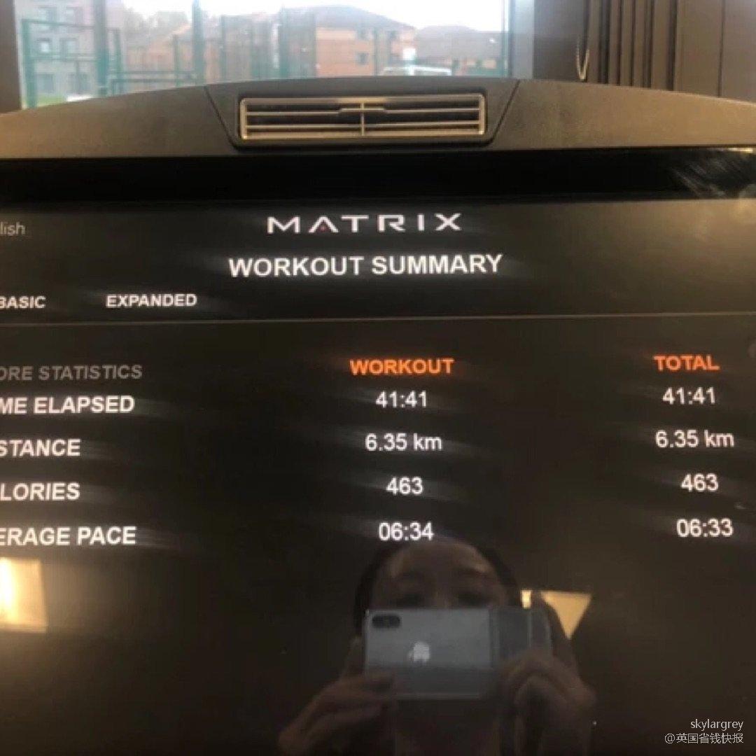 健身打卡第一天...