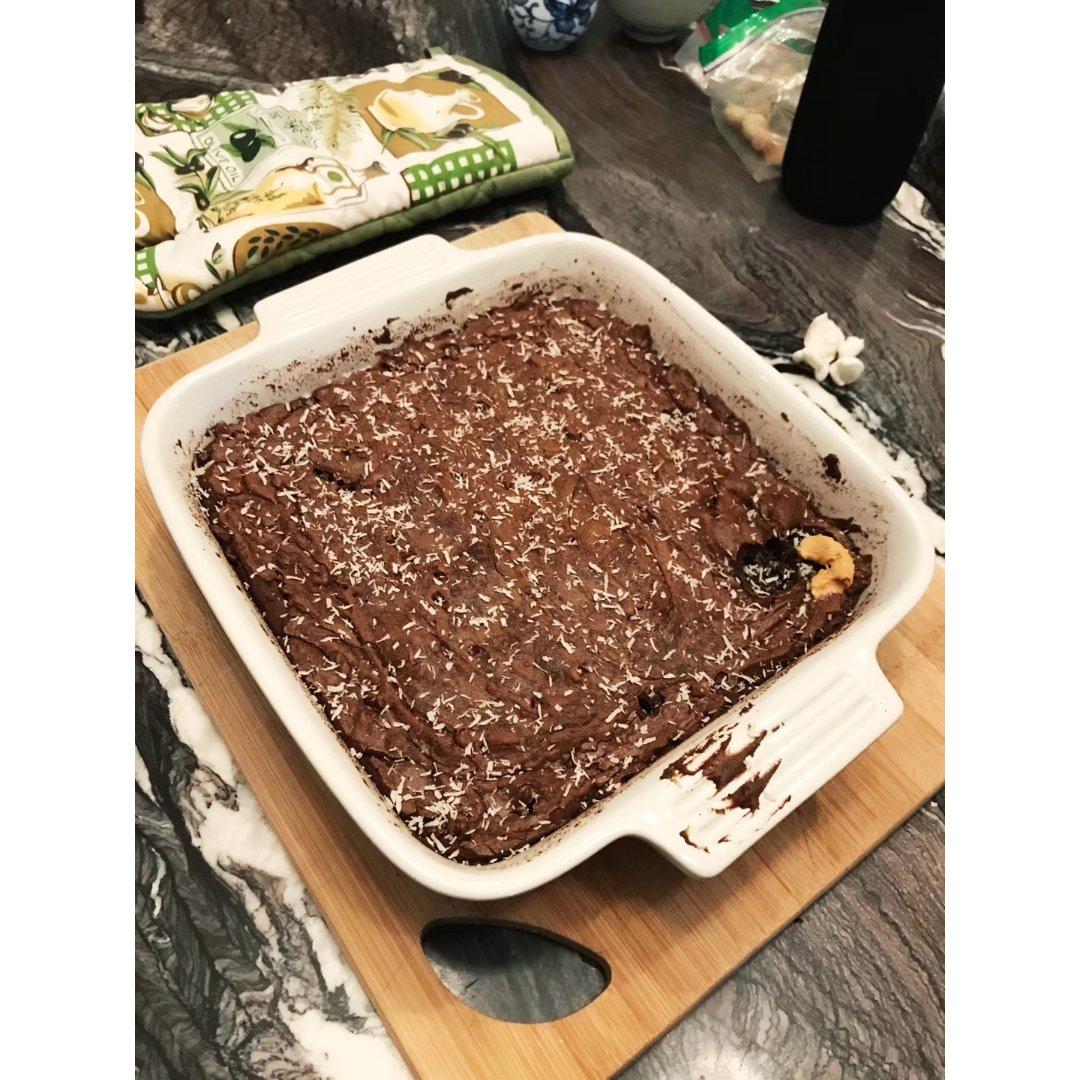 一起来摆摊 -甜品 Brownie