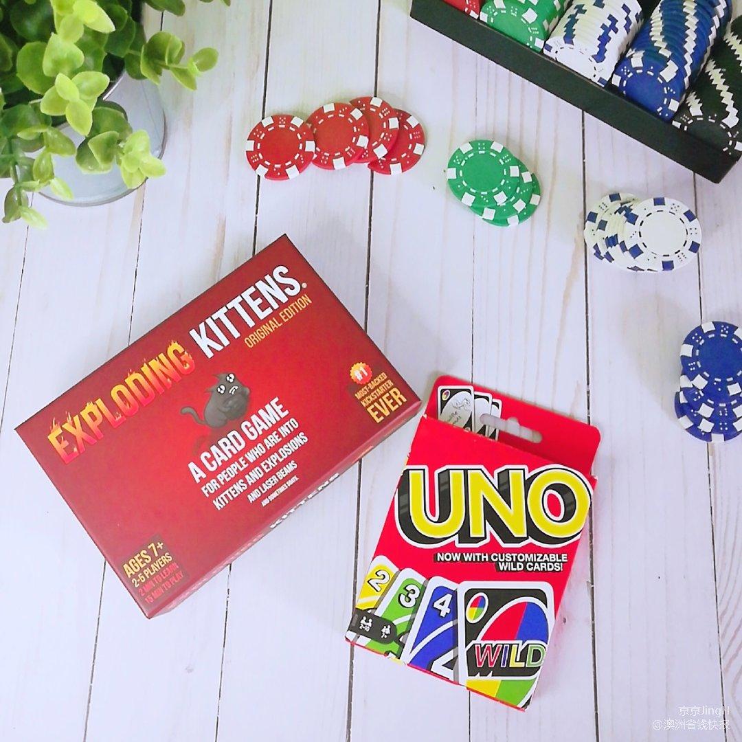 推荐两款纸牌游戏,全家人轻松消磨假日🤓!