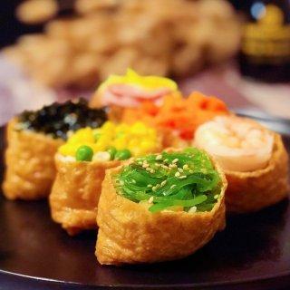 豆腐皮寿司