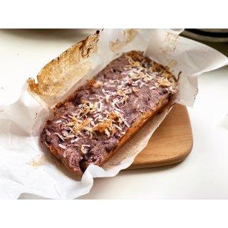 下厨📒 | 低脂紫薯椰子蛋糕...
