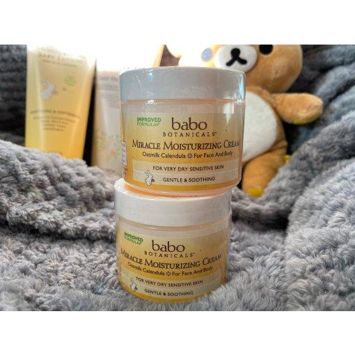 Babo Botanicals 秋冬季节全家适用的护肤神器