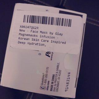 Olay磁力導入「睡眠」面膜!美容護膚新科技