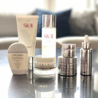 SK-II SKII,Chantecaille 香缇卡,Shiseido 资生堂