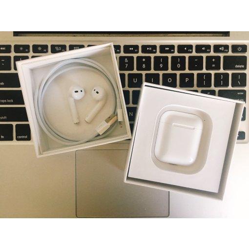 AirPod 2 蓝牙耳机 | 年中购物的幸福好物