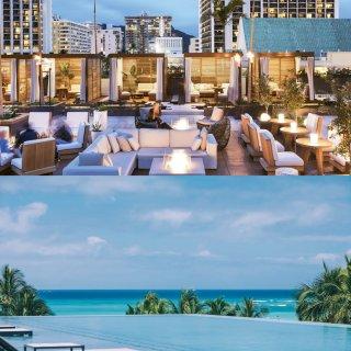 夏威夷欧胡岛|威基基海滩酒店推荐|超小众...