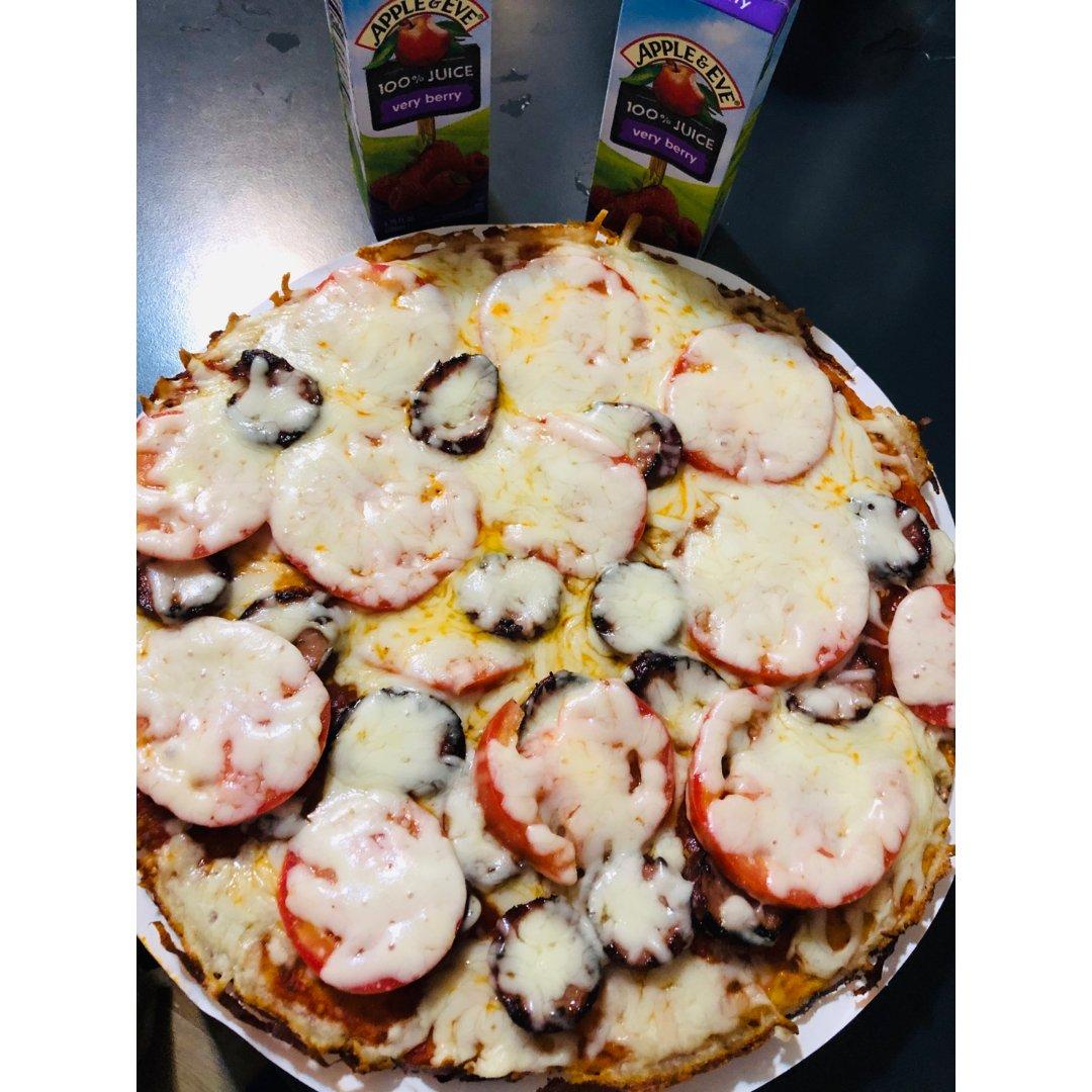 自制pizza