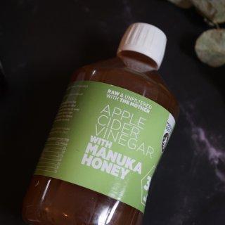 Manuka蜂蜜真的优秀...