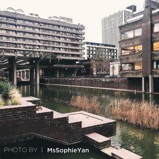 伦敦巴比肯艺术中心...