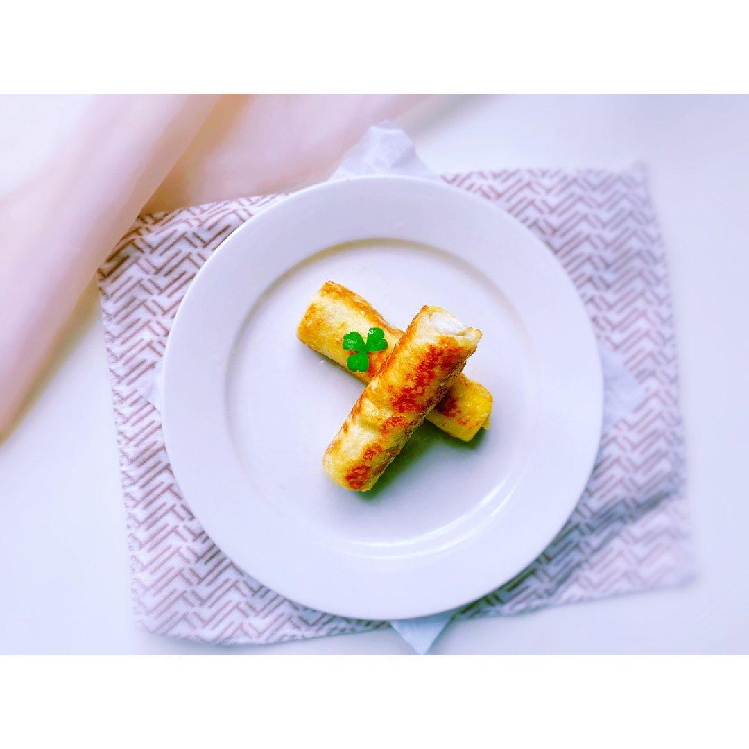 DIY吐司卷:香肠吐司卷 VS 肉...