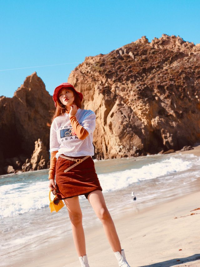 LA热带地区🏖️| 毛衣穿搭法