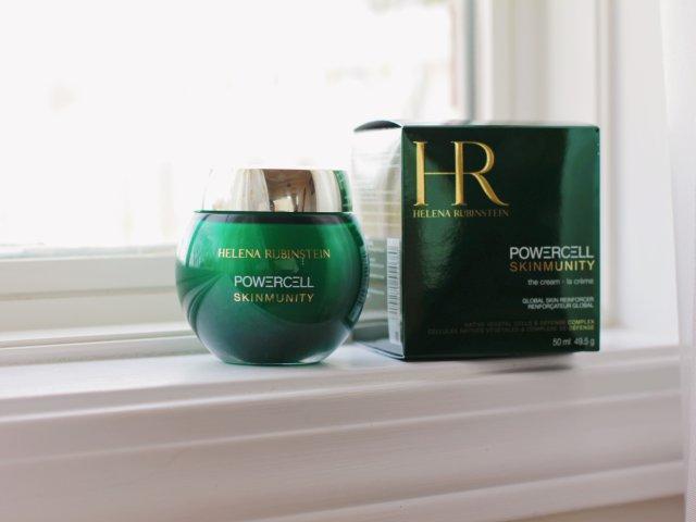 HR绿宝瓶面霜