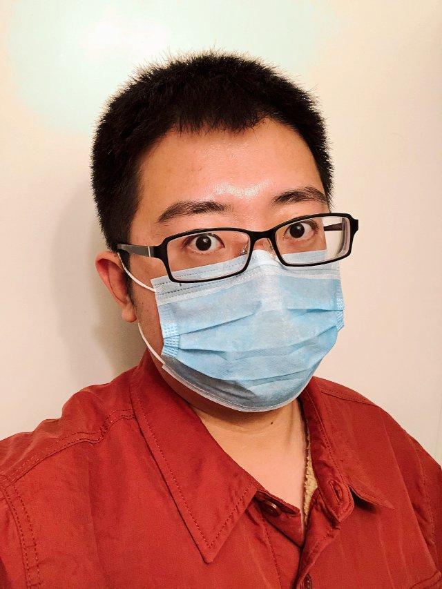 🦠新型冠状病毒引起的肺炎来袭 口罩...