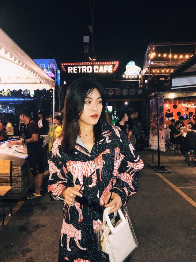 泰国夜市怎么穿~
