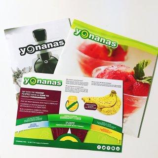 微众测 | Yonanas水果冰激凌机 健康美味快手🍨