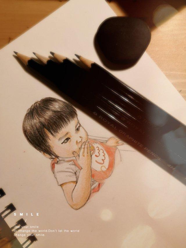 安利一套铅笔~喜欢速写的宝宝看过来!