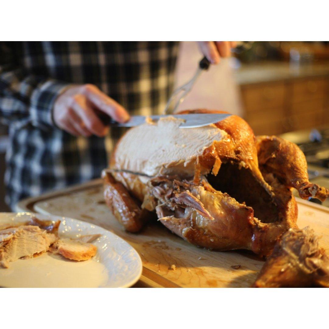 感恩节大餐、吃到饱!