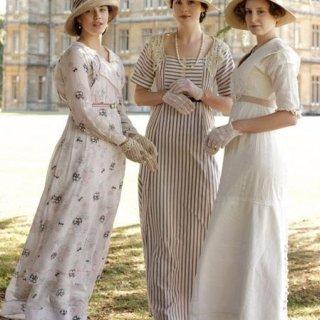 英剧推荐《唐顿庄园》  20世纪初迷人风...