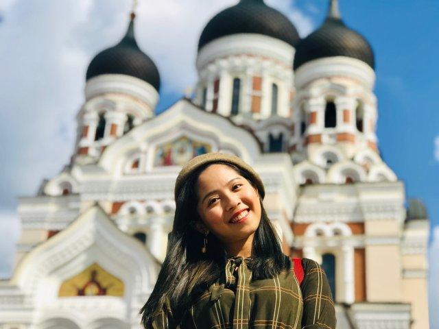 芮妮带你游北欧 - 爱沙尼亚🇪🇪塔...