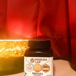 Manuka Lab 300MGO蜂蜜晒...
