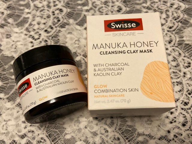 Swisse麦卢卡蜂蜜排毒面膜…