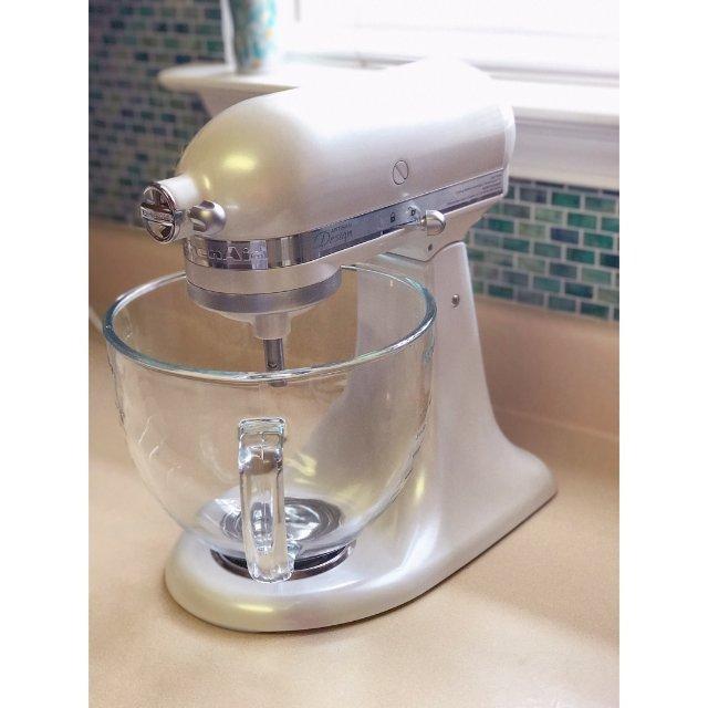第一次用厨师机