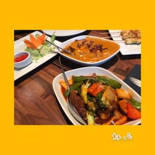 【爱丁堡探店】好吃的泰国菜~...