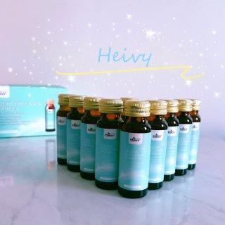 对抗衰老,Heivy胶原蛋白今天你喝了吗!
