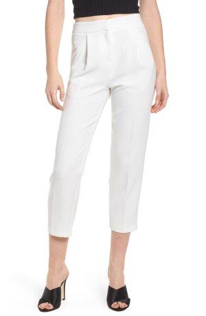 Topshop Clean Pocket Peg Trousers | Nordstrom